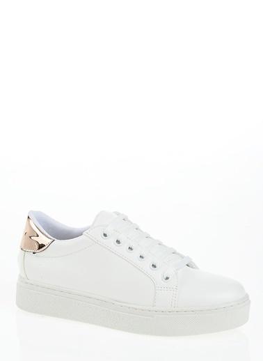 Derigo Sneakers Ayakkabı Somon